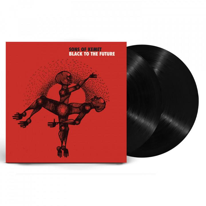 Black To The Future (LP)