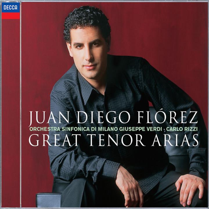 Juan Diego Florez: Great Tenor Arias
