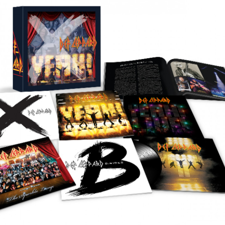 Volume 3 Boxset Packshot LP