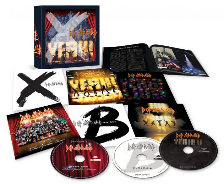 Volume 3 CD Box Packshot