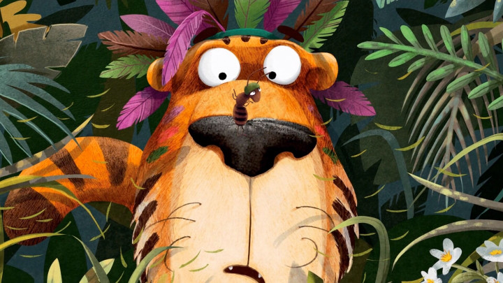 """Der Achtsame Tiger"" (Lyric Video)"