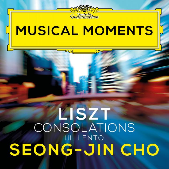 Liszt - Consolations III. Lento - Seong-Jin Cho