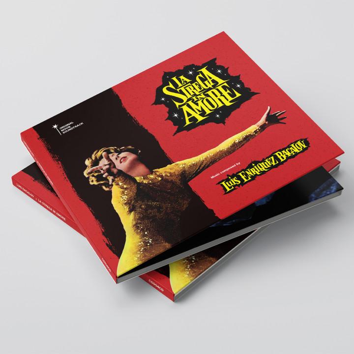 La Strega CD Packshot Square