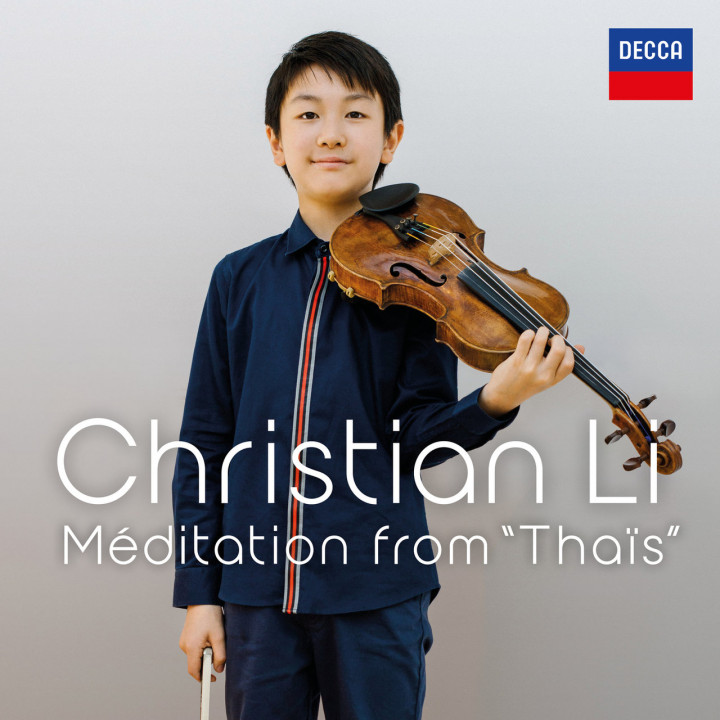 "Christian Li - Massenet - Meditation from ""Thais"" Cover"