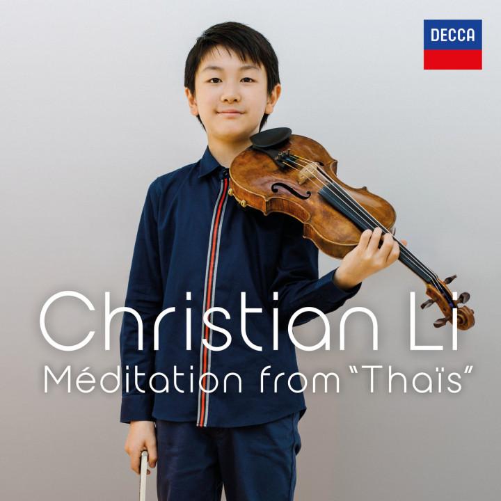 "Christian Li - Massenet - Meditation from ""Thais"" Cover"
