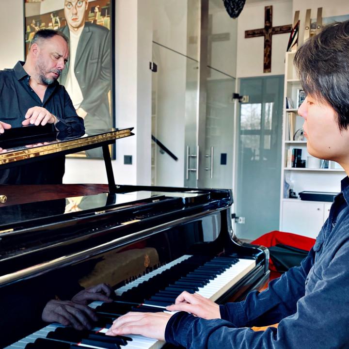 Matthias Goerne, Seong-Jin Cho