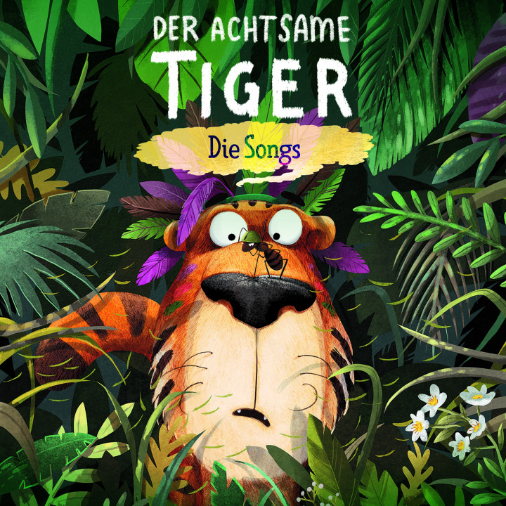 Der Achtsame Tiger - Cover - Die Songs