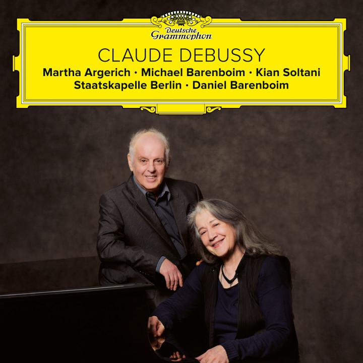 Claude Debussy, Martha Argerich, Michael Barenboim, Kian Soltani, Staatskapelle Berlin, Daniel Barenboim,