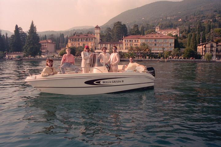Roy Bianco & Die Abbrunzati Boys - Amore Sul Mare - Pressebild 1