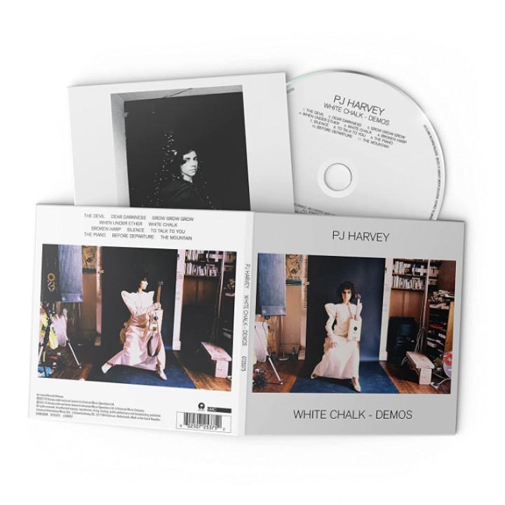 White Chalk Demo CD