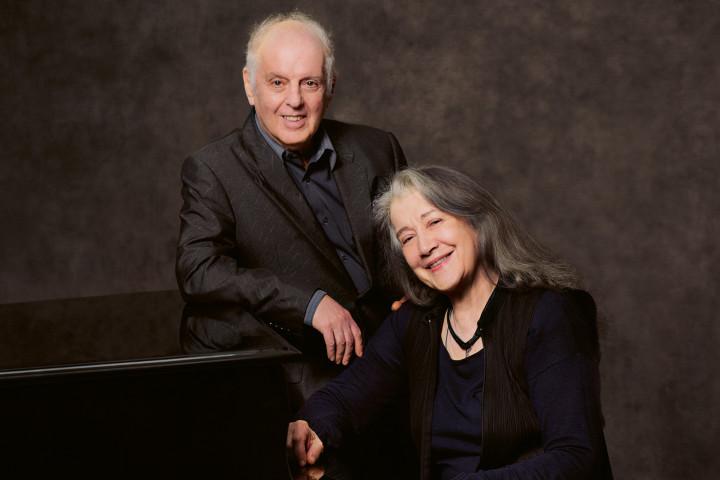 Daniel Barenboim, Martha Argerich