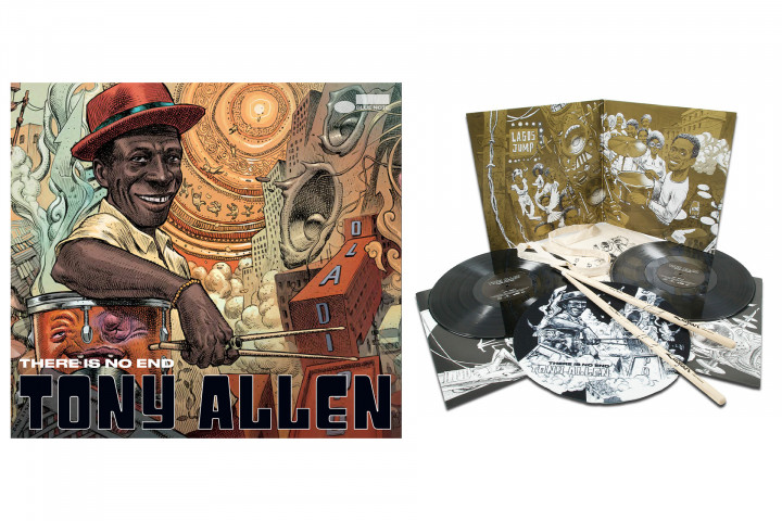 Tony Allen - There Is No End (+ Excl. Bundle)