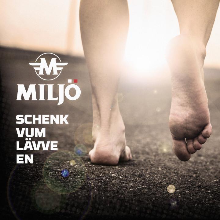 Miljö - Schenk vum Lävve en - cover