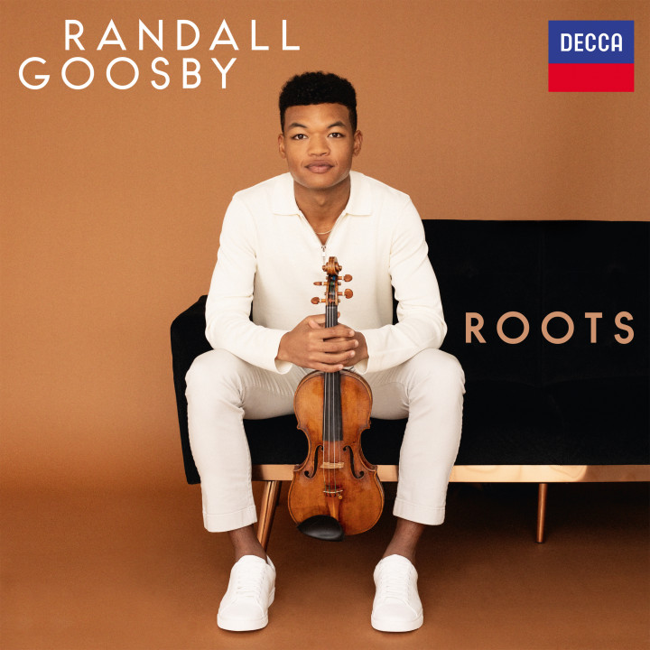 Randall Goosby - Roots Cover