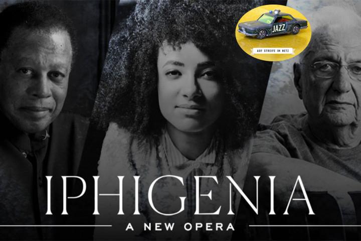 """Auf Streife Im Netz: """"Iphigenia"""" von Wayne Shorter & Esperanza Spalding"""