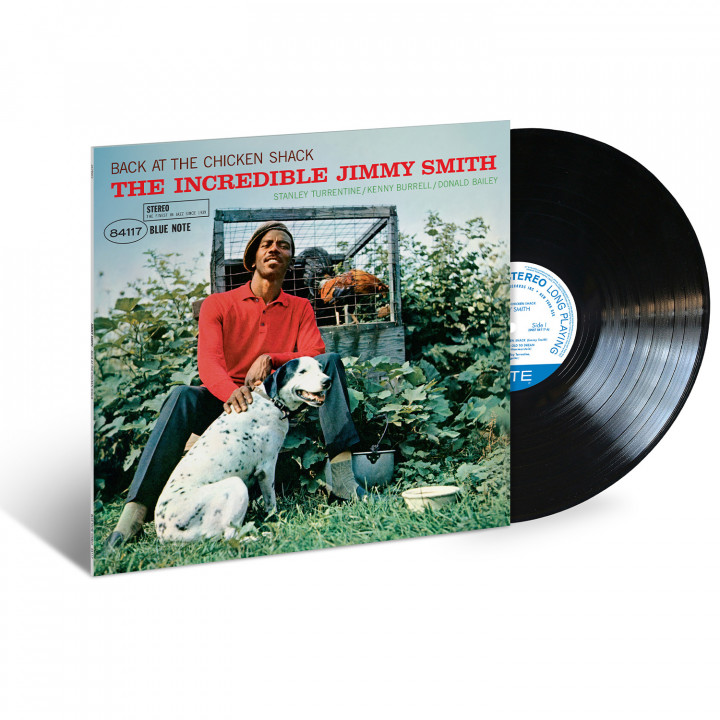 Back At The Chicken Shack (Blue Note Classic Vinyl)