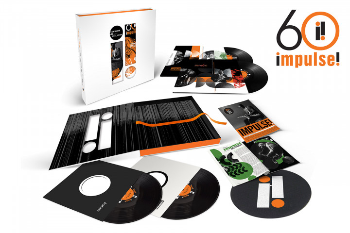 Impulse Records: Music, Message and the Moment (4LP)