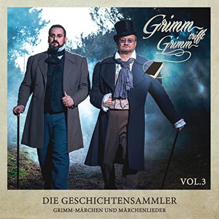 Grimm trifft Grimm Vol. 3 Geschichtensammler