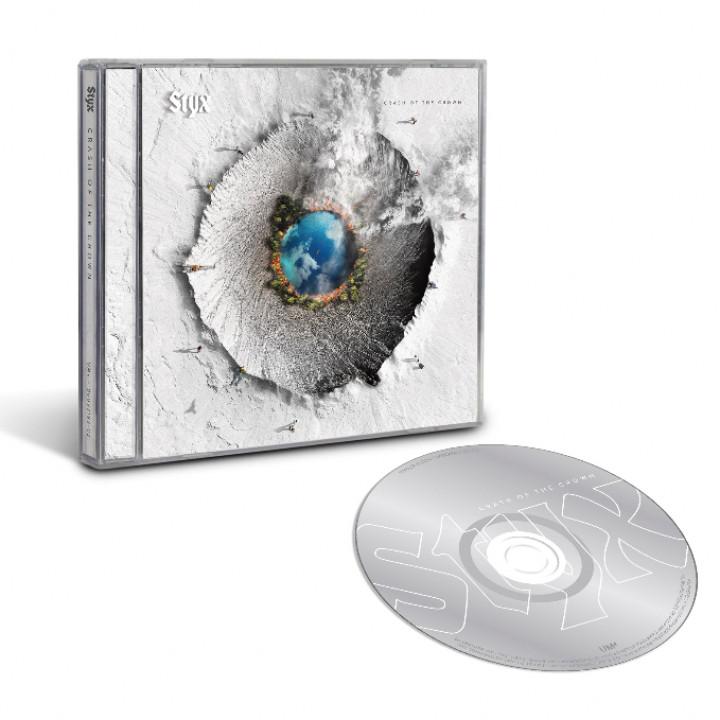 styx CD Packshot