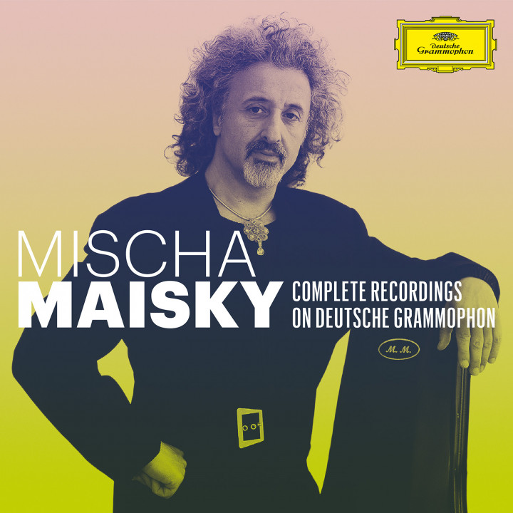 Mischa Maisky - The Complete Recordings on Deutsche Grammophon