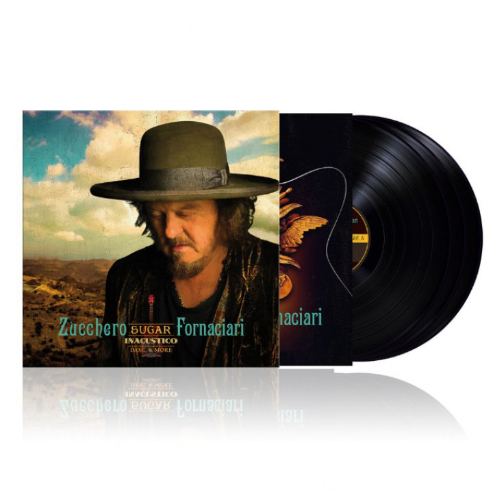 Zucchero Packshot LP