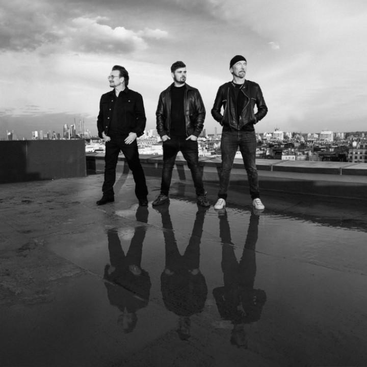 Martin Garrix, U2
