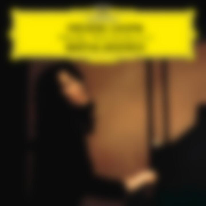 Martha Argerich Chopin: 24 Préludes, Op. 28; Prélude No.25 in C Sharp Minor, Op. 45; Prélude No. 26 in A Flat, Op. posth.; Piano Sonata No.2 in B Flat Minor, Op. 35 eAlbum Cover