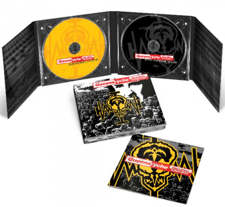Operation MIndcrime CD Packshot