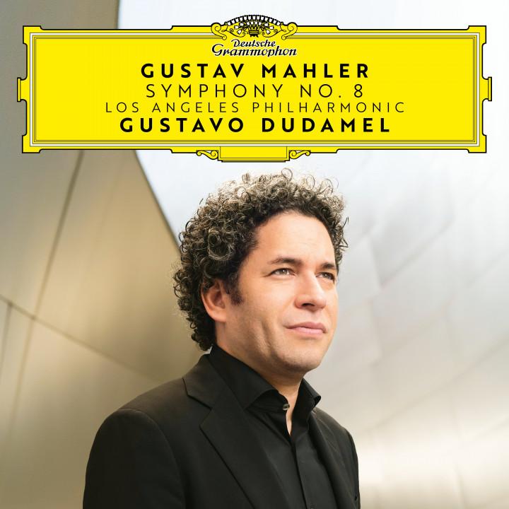 Gustavo Dudamel & the Los Angeles Philharmonic - Mahler: Symphony No. 8 eAlbum Cover