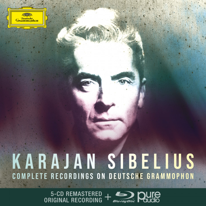 Herbert von Karajan - Complete Sibelius Recordings on DG