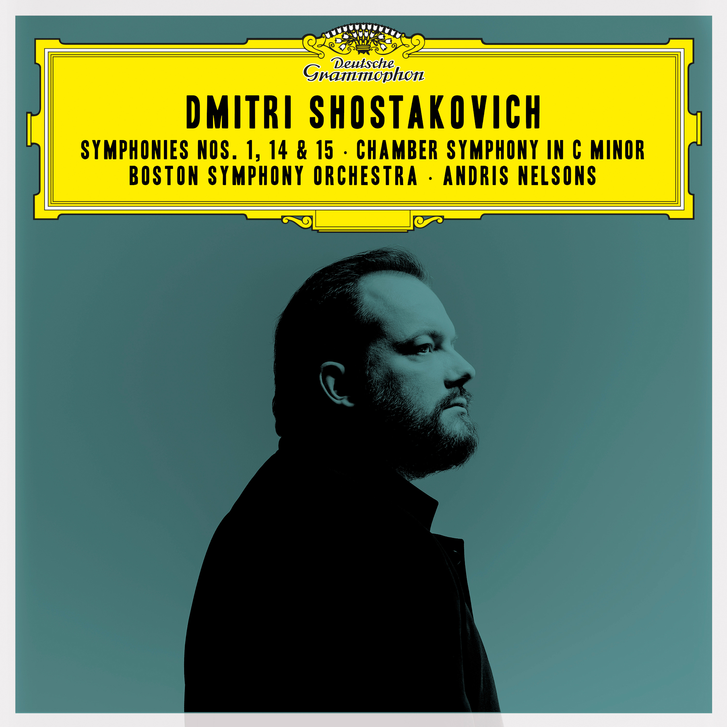 Product Family   SHOSTAKOVICH Symphonies Nos. 1, 14 & 15 / Nelsons