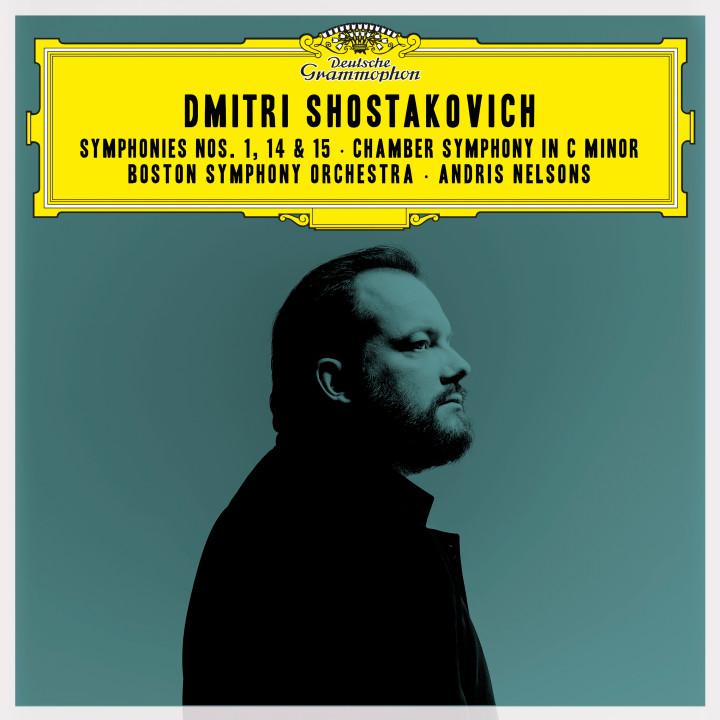 Andris Nelsons - Schostakowitsch - Sinfonien Nr. 1, 14 & 15, Kammersinfonie