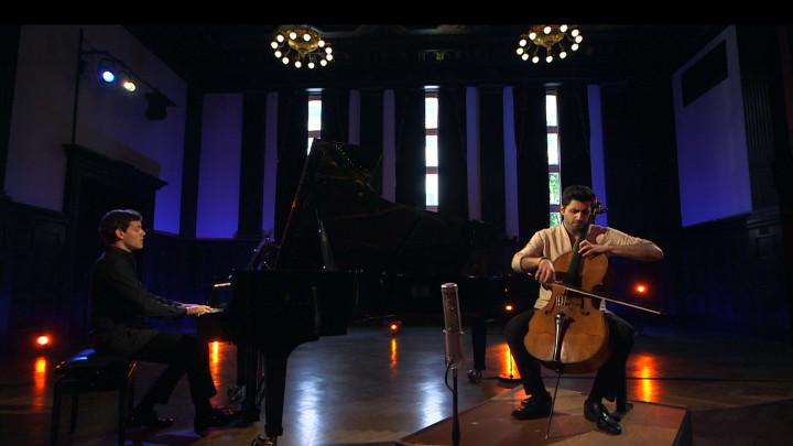 Schubert: Du Bist die Ruh, D. 776 (Transc. for Cello & Piano)