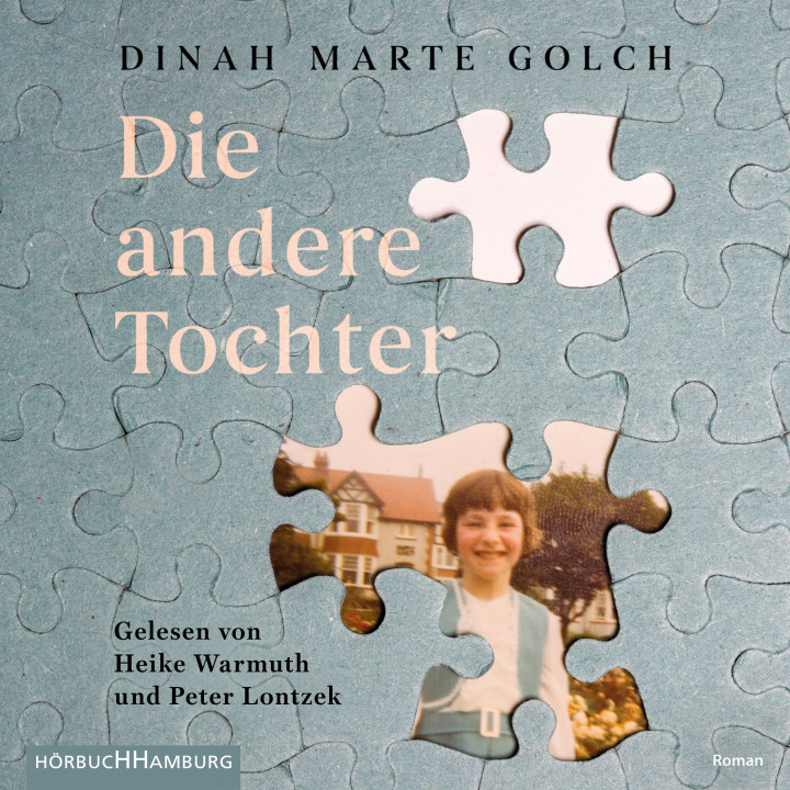 Dinah Marte Golch: Die andere Tochter - COVER