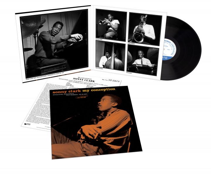 Sonny Clark - My Conception (Blue Note Tone Poet Vinyl)