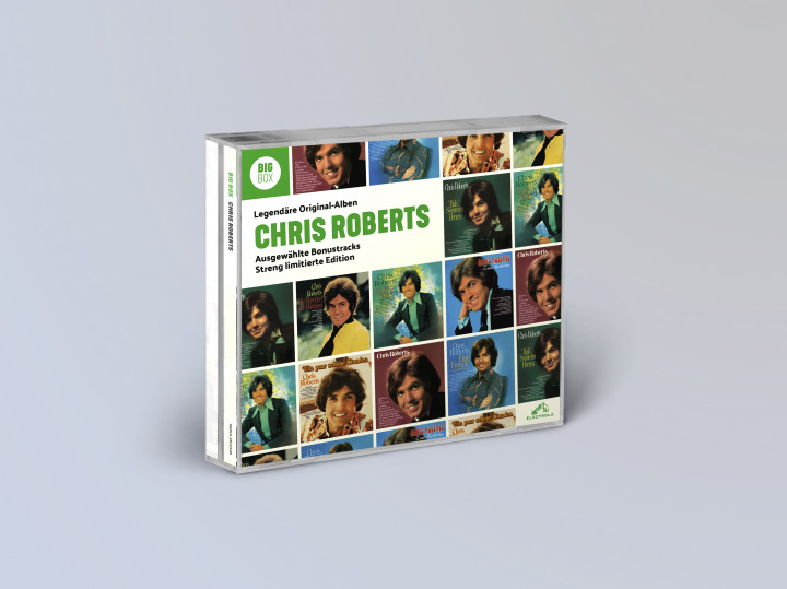 Chris Roberts - BIG BOX