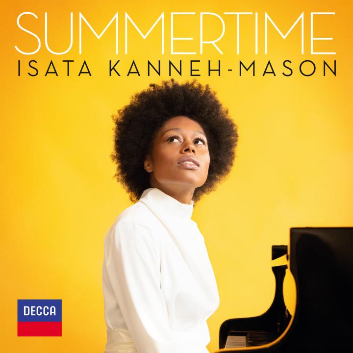 Isata Kanneh-Mason - Summertime Cover