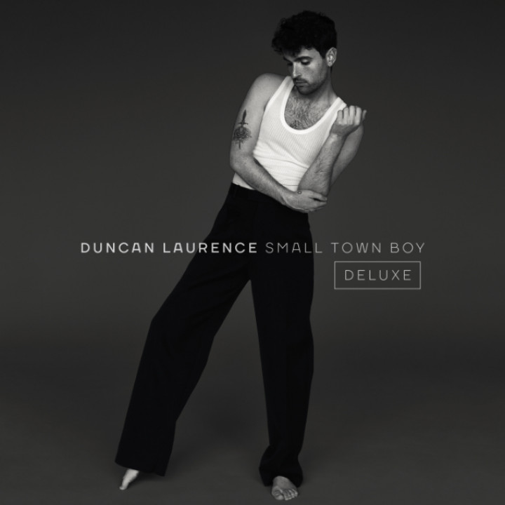 Duncan Laurence Small Town Boy Deluxe Cover