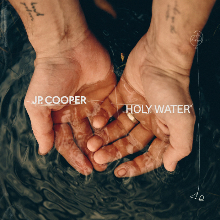 JP Cooper Holy Water Cover