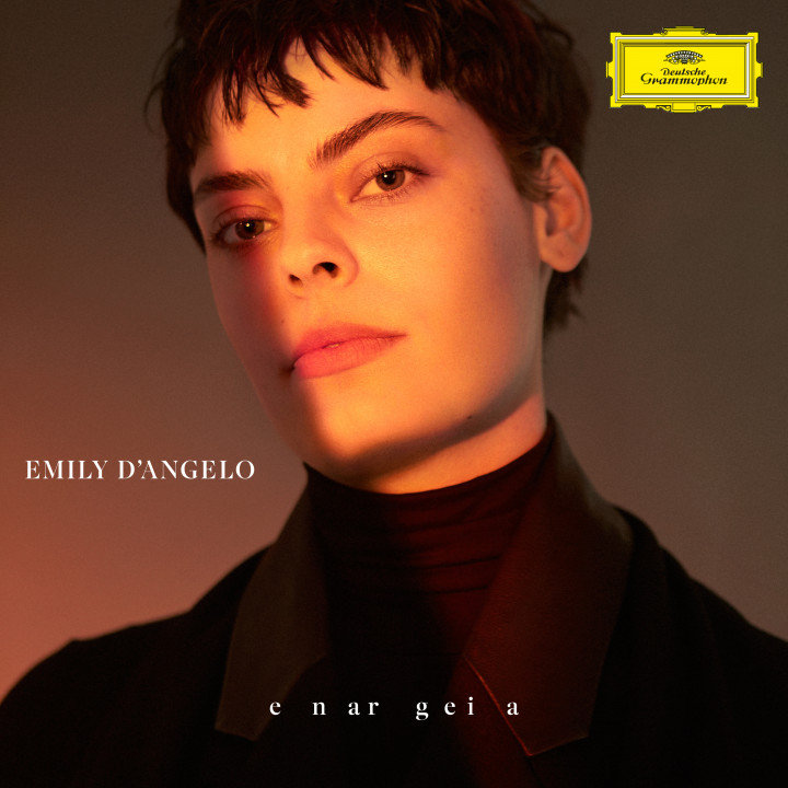 Emily D'Angelo - enargeia Cover