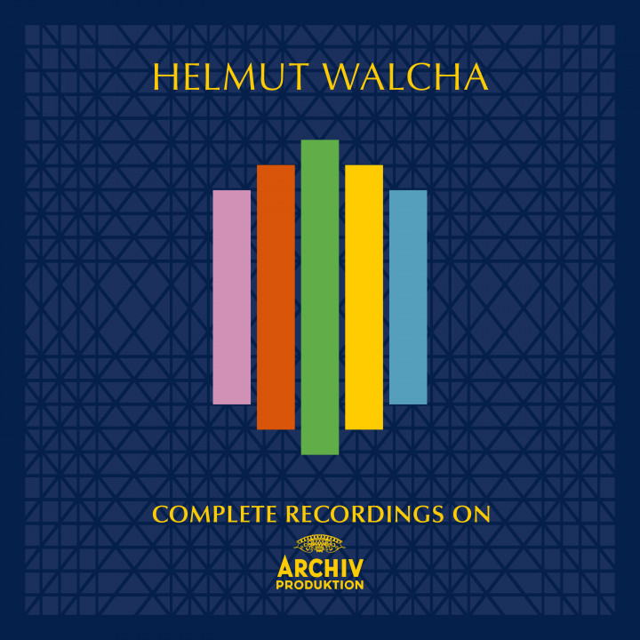Helmut Walcha - Complete Recordings on Archiv Produktion Cover