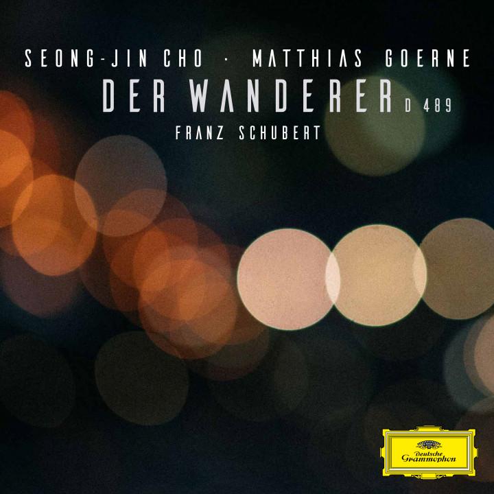 Matthias Goerne & Seong-Jin Cho - Schubert: Der Wanderer eAlbum Cover