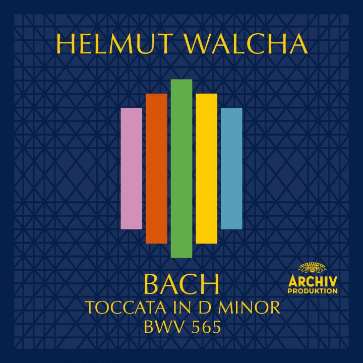 Helmut Walcha - Bach: Toccata in D Minor, BWV 565 eAlbum Cover