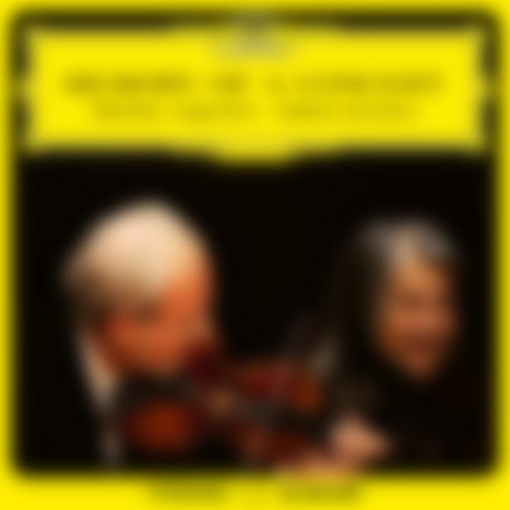 Martha Argerich & Gidon Kremer Memory of a Concert eVideo album Cover