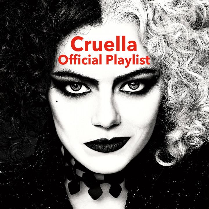 Cruella - Playlist COVER