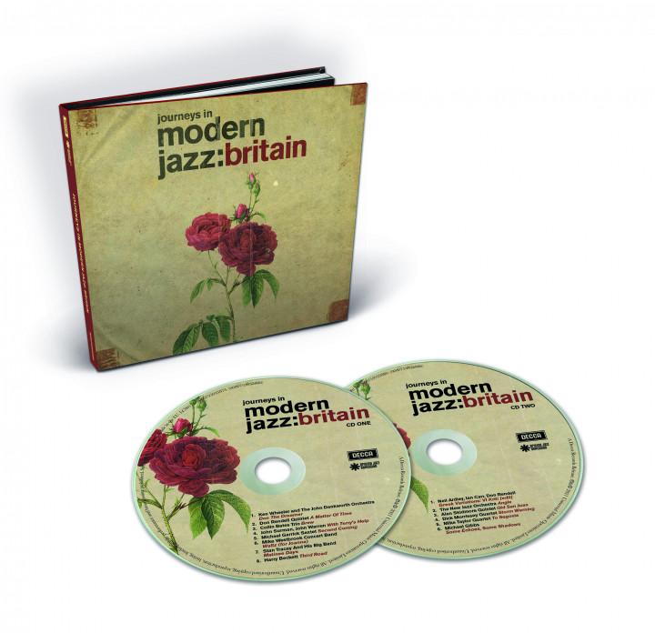 Journeys In Modern Jazz: Britain 1961 - 1973