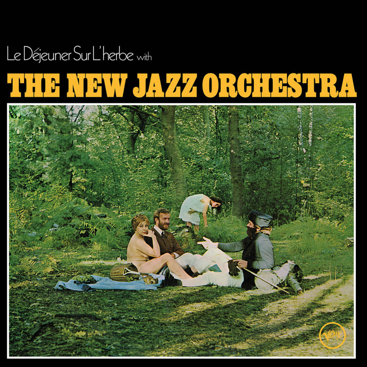 The New Jazz Orchestra - Le Djeuner Sur L'Herbe
