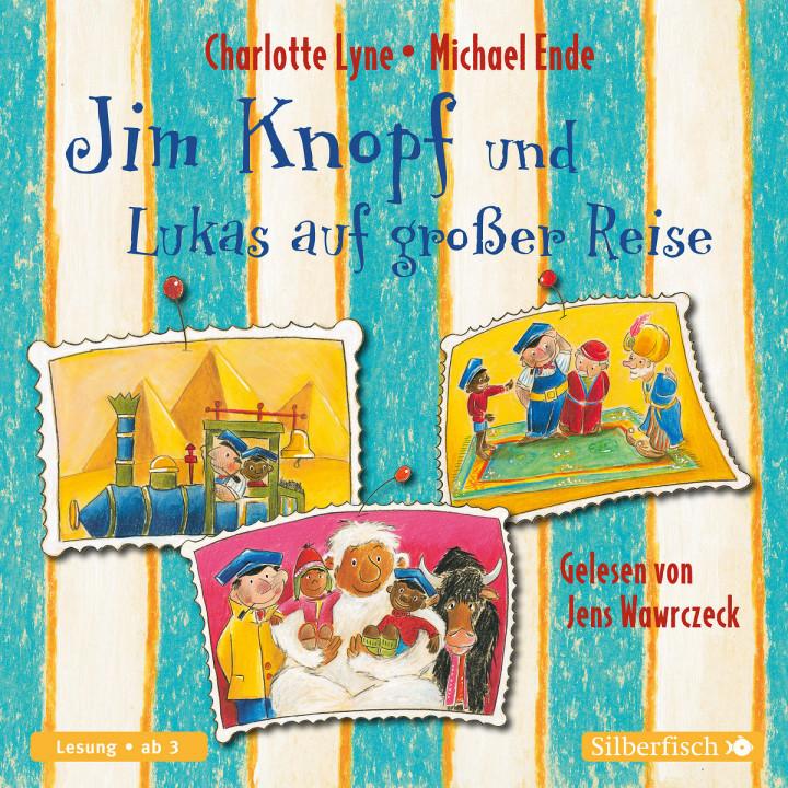 Ende/Lyne: Jim Knopf und Lukas auf großer Reise