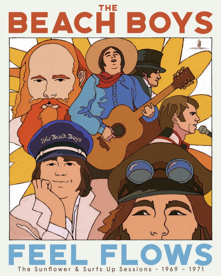 FEEL FLOWS: The Sunflower & Surf's Up Sessions 1969–1971