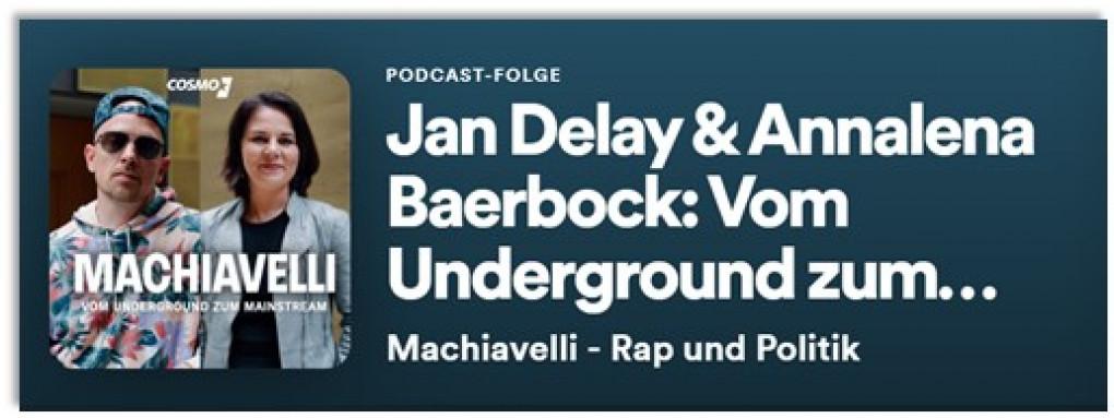 Jan Delay x Annalena Baerbock